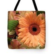 Summertime Bouquet Tote Bag