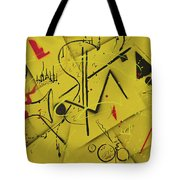 Summertime Concert Tote Bag