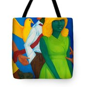 Summertime Forgotten Long Ago. Tote Bag