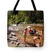 Summertime Fun Tote Bag