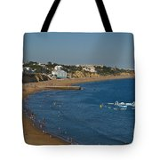 Summertime In Albufeira Tote Bag