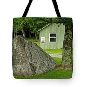 Summertime In The Northern Catskills Tote Bag
