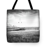 Summertime Storms In Charleston Tote Bag