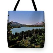 Tagish Lake - Yukon Tote Bag