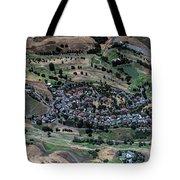 Summitpointe Golf Club Golf Course Aerial Tote Bag
