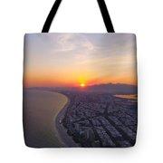 Sumset Rio De Janeiro Tote Bag