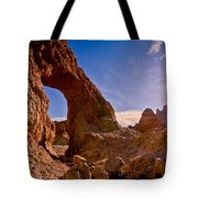 Sun And Arch Tote Bag