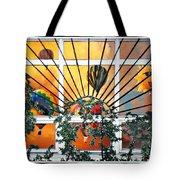 Sun And Hot Air Tote Bag