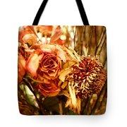 Sun And Rose Tote Bag