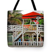 Sun And Sea Tote Bag