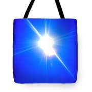 Sun And Sky Over The St. Jons II Tote Bag