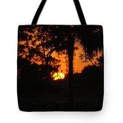 Sun Ball Tote Bag