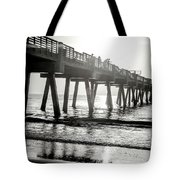 Sun Bathe Tote Bag by Eric Christopher Jackson