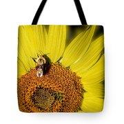 Sun Bee Tote Bag