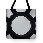 Sun Burst Tote Bag