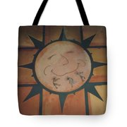 Sun Dance Tile Kit Tote Bag
