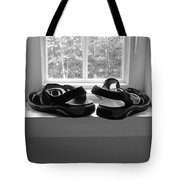 Sun Dried Sandals Tote Bag
