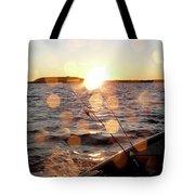 Sun Drops  Tote Bag