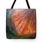 Sun Field Tote Bag