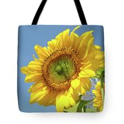 Sun Flowers Garden Art Prints Baslee Troutman Tote Bag