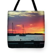 Sun Gazing Tote Bag