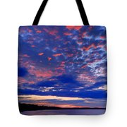 Sun Has Set Tote Bag