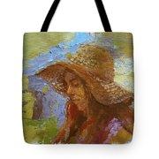 Sun Hat #1 Tote Bag
