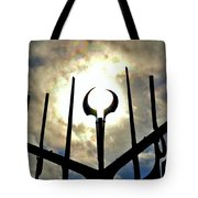 Sun In The Spirit Catcher Two  Tote Bag
