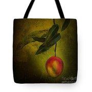 Sun-kissed Mango Tote Bag
