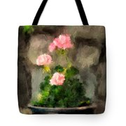 Sun Kissed Pinks Tote Bag