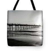 Sun Led Tote Bag by Eric Christopher Jackson
