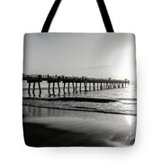 Sun Led Tote Bag