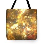 Sun Marble Tote Bag
