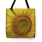 Sun Of Flowers Tote Bag