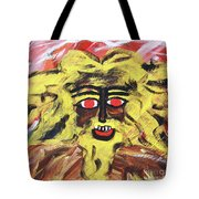 Sun Of Man Tote Bag