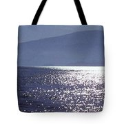 Sun On The Ocean Two  Tote Bag