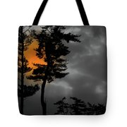 Sun Over Spring Ridge Tote Bag