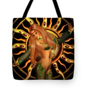 Sun Queen Tote Bag