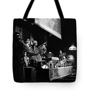 Sun Ra Arkestra At The Red Garter 1970 Nyc 10 Tote Bag