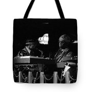Sun Ra Arkestra At The Red Garter 1970 Nyc 14 Tote Bag