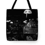 Sun Ra Arkestra At The Red Garter 1970 Nyc 16 Tote Bag