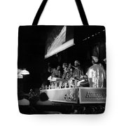 Sun Ra Arkestra At The Red Garter 1970 Nyc 19 Tote Bag