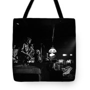 Sun Ra Arkestra At The Red Garter 1970 Nyc 21 Tote Bag