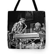 Sun Ra Arkestra At The Red Garter 1970 Nyc 3 Tote Bag