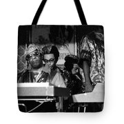 Sun Ra Arkestra At The Red Garter 1970 Nyc 36 Tote Bag