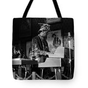 Sun Ra Arkestra At The Red Garter 1970 Nyc 38 Tote Bag