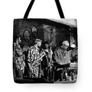 Sun Ra Arkestra At The Red Garter 1970 Nyc 4 Tote Bag