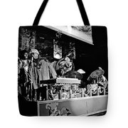 Sun Ra Arkestra At The Red Garter 1970 Nyc 5 Tote Bag