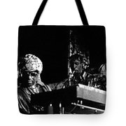 Sun Ra Arkestra At The Red Garter 1970 Nyc 7 Tote Bag