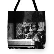 Sun Ra Arkestra At The Red Garter 1970 Nyc 8 Tote Bag